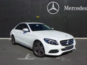 Mercedes-Benz C250 Bluetec AMG Line automatic - Image 1