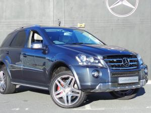 Mercedes-Benz ML 63 AMG - Image 1