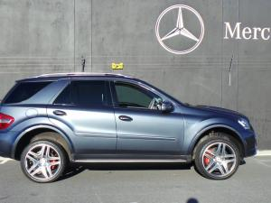 Mercedes-Benz ML 63 AMG - Image 4
