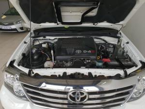 Toyota Fortuner 3.0D-4D Raised Body - Image 12