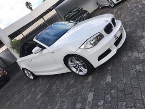 BMW 1 Series 135i convertible steptronic - Image 4