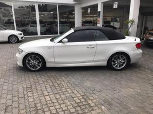 BMW 1 Series 120i convertible M Sport steptronic - Image 8