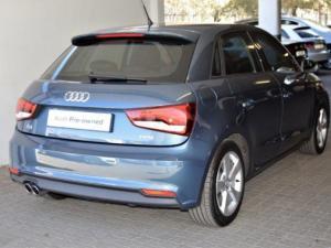 Audi A1 Sportback 1.4T FSi SE S-Tronic - Image 8