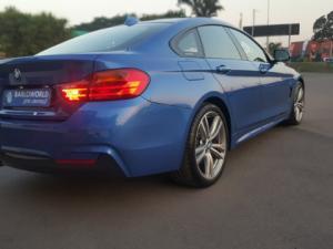 BMW 420i Gran Coupe M Sportautomatic - Image 3