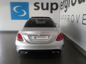 Mercedes-Benz C250 Bluetec AMG Line automatic - Image 6