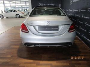 Mercedes-Benz C220d EDITION-C automatic - Image 4