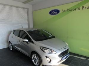 Ford Fiesta 1.0 Ecoboost Titanium automatic 5-Door - Image 1