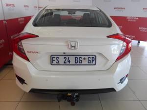 Honda Civic 1.8 Elegance CVT - Image 4