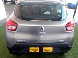 Renault Kwid 1.0 Dynamique 5-Door automatic - Image 27