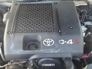 Toyota Fortuner 3.0D-4D Raised Body - Image 10