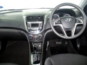 Hyundai Accent 1.6 GLS/FLUID automatic - Image 20