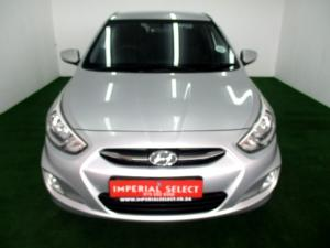 Hyundai Accent 1.6 GLS/FLUID automatic - Image 3