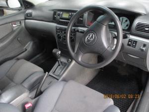 Toyota Corolla 160i GLE automatic - Image 7