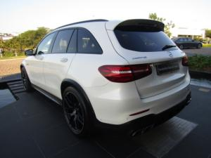 Mercedes-Benz AMG GLC 63S 4MATIC - Image 11