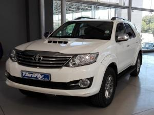 Toyota Fortuner 3.0D-4D 4X4 automatic - Image 2