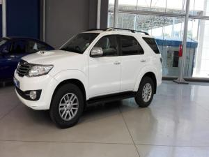 Toyota Fortuner 3.0D-4D 4X4 automatic - Image 4