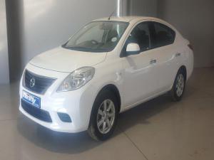 Nissan Almera 1.5 Acenta automatic - Image 1
