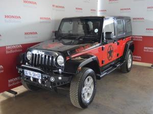 Jeep Wrangler Unltd Sahara 3.6L V6 automatic - Image 1
