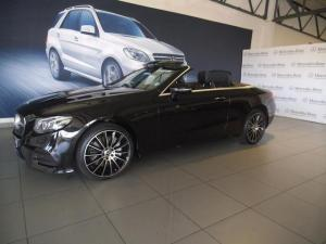 Mercedes-Benz E-Class E400 cabriolet 4Matic - Image 9