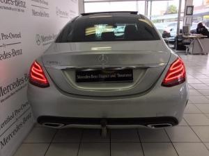 Mercedes-Benz C-Class C220 BlueTec AMG Line auto - Image 5