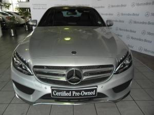 Mercedes-Benz C-Class C220 BlueTec AMG Line - Image 2