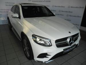 Mercedes-Benz GLC GLC250d coupe 4Matic AMG Line - Image 1