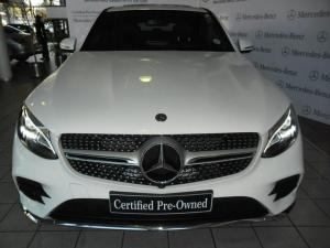 Mercedes-Benz GLC GLC250d coupe 4Matic AMG Line - Image 2