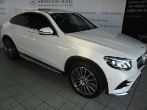 Mercedes-Benz GLC GLC250d coupe 4Matic AMG Line - Image 4