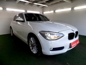 2015 BMW 118i 5-Door automatic