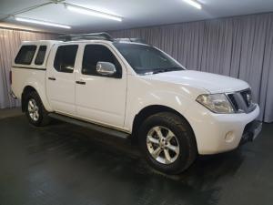 Nissan Navara 2.5dCi double cab 4x4 LE auto - Image 2
