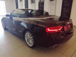 Audi A5 Cabriolet 1.8TFSI Multi - Image 3