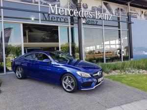 Mercedes-Benz C220d AMG Coupe automatic - Image 1
