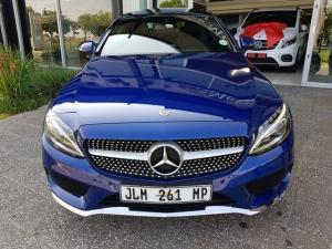 Mercedes-Benz C220d AMG Coupe automatic - Image 2