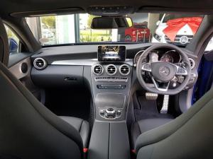 Mercedes-Benz C220d AMG Coupe automatic - Image 5