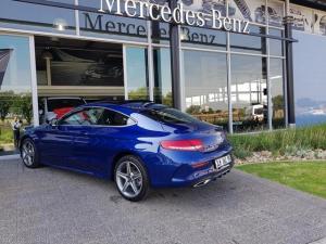 Mercedes-Benz C220d AMG Coupe automatic - Image 7