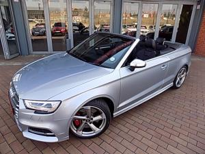 Audi S3 Cabriolet Stronic - Image 15