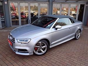 Audi S3 Cabriolet Stronic - Image 1