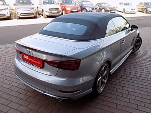 Audi S3 Cabriolet Stronic - Image 4