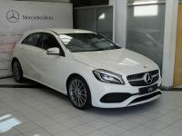 Mercedes-Benz A 200d AMG automatic