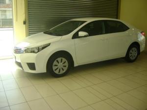Toyota Corolla 1.4D-4D Esteem - Image 4