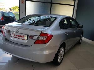 Honda Civic 1.8 Elegance automatic - Image 11