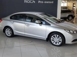 Honda Civic 1.8 Elegance automatic - Image 2