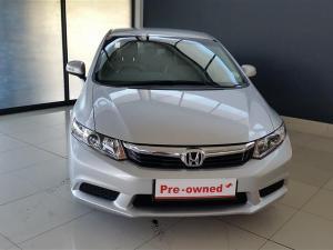 Honda Civic 1.8 Elegance automatic - Image 3