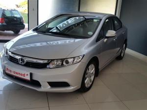 Honda Civic 1.8 Elegance automatic - Image 4