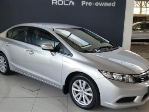 Honda Civic 1.8 Elegance automatic - Image 8