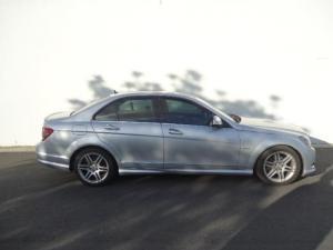 Mercedes-Benz C220 CDi Classic automatic - Image 5