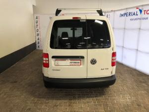 Volkswagen Caddy 2.0TDI panel van - Image 3