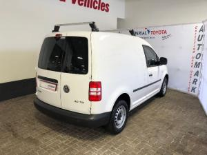 Volkswagen Caddy 2.0TDI panel van - Image 7