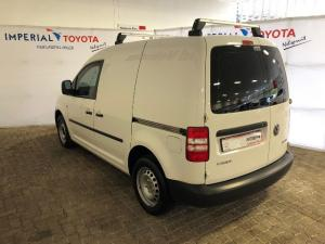 Volkswagen Caddy 2.0TDI panel van - Image 8