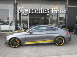 Mercedes-Benz AMG Coupe C63 S - Image 4